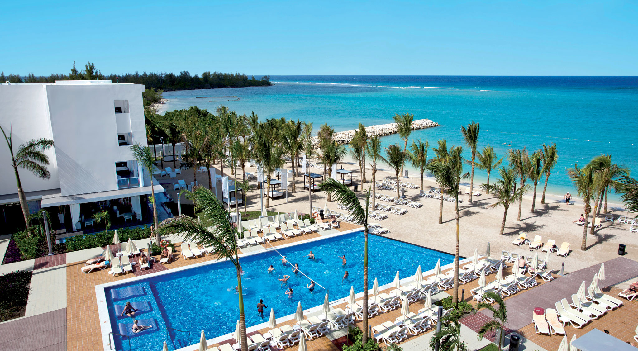 Header Riu Palace Jamaica