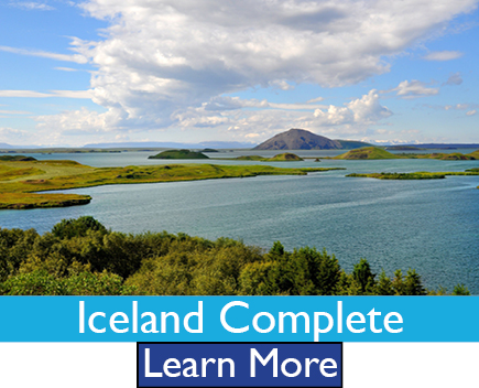 Iceland Complete Escorted Tour