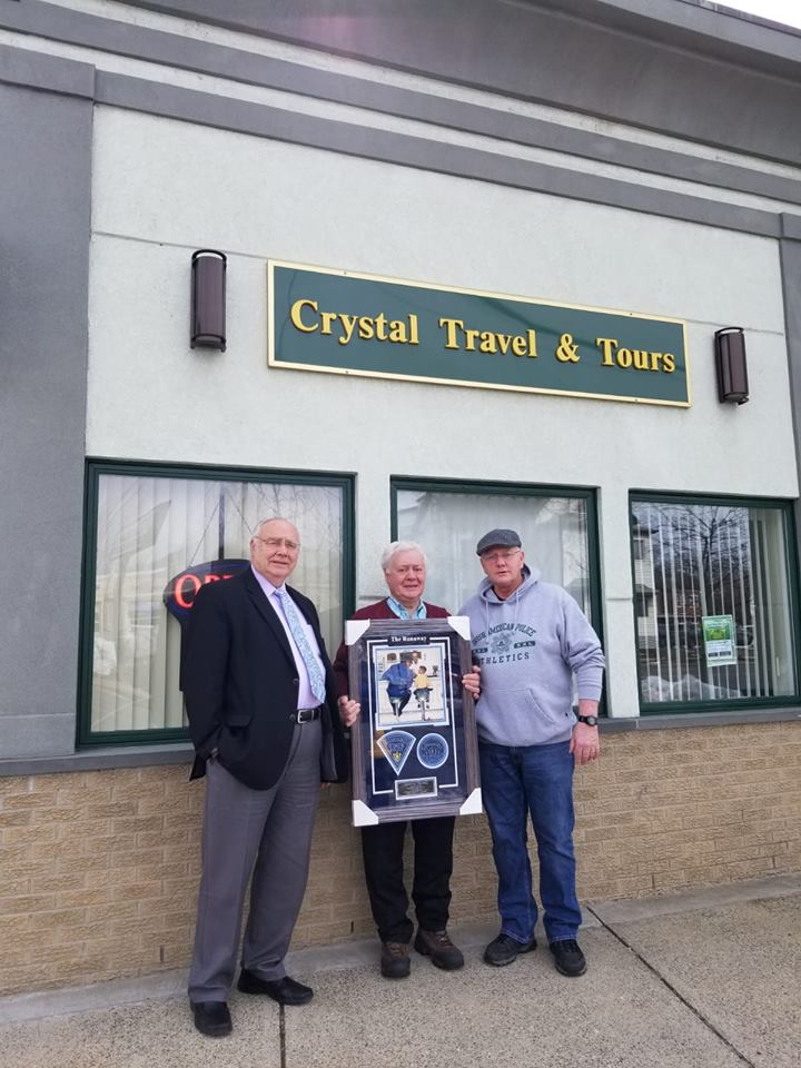 State Police Crystal Travel