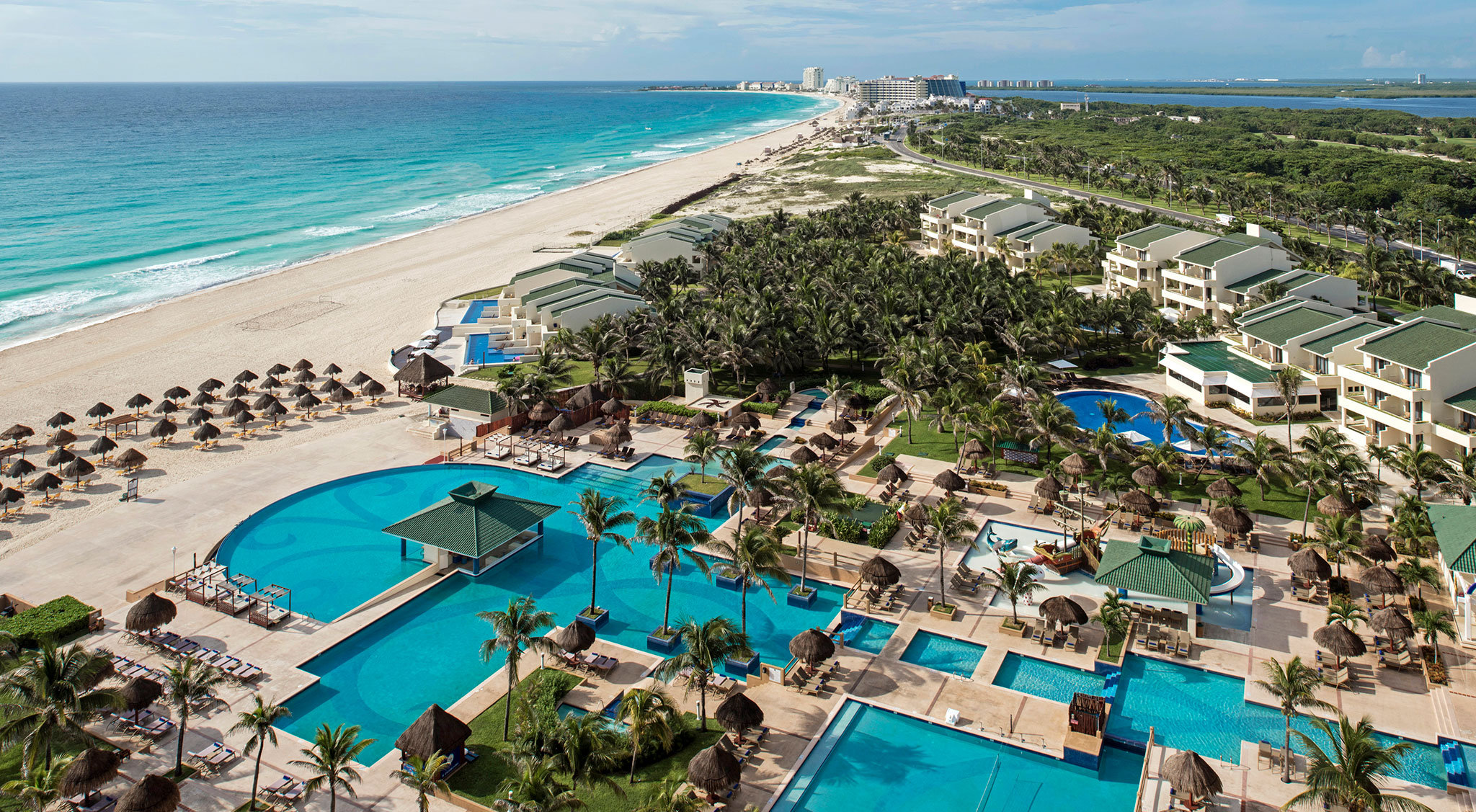 IBEROSTAR Cancun Header