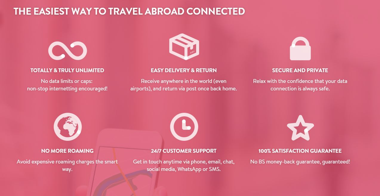 Internet While You Travel